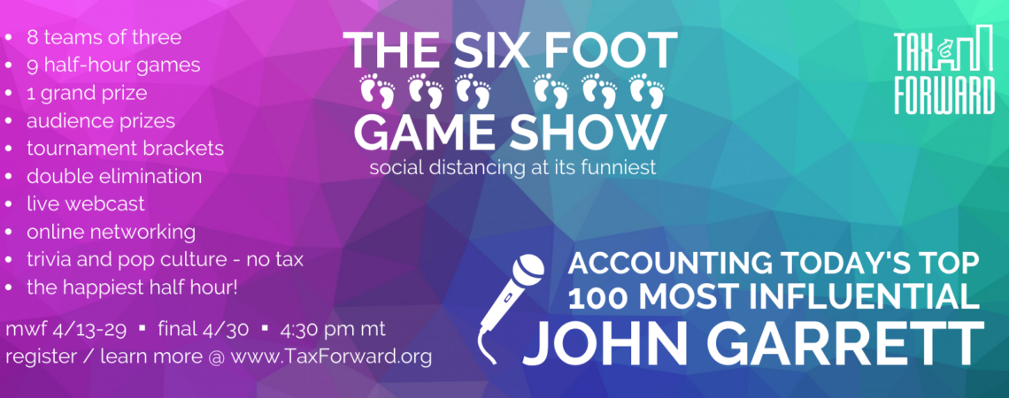 The Six Foot Game Show