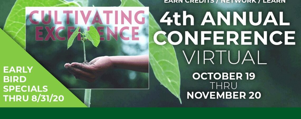 2020 Conference (virtual) – Register today!